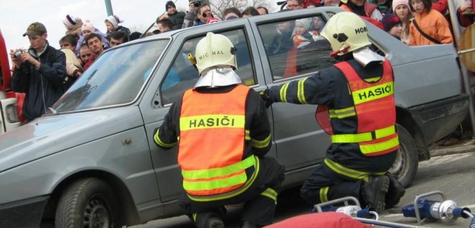 Co dělat při dopravní nehodě?